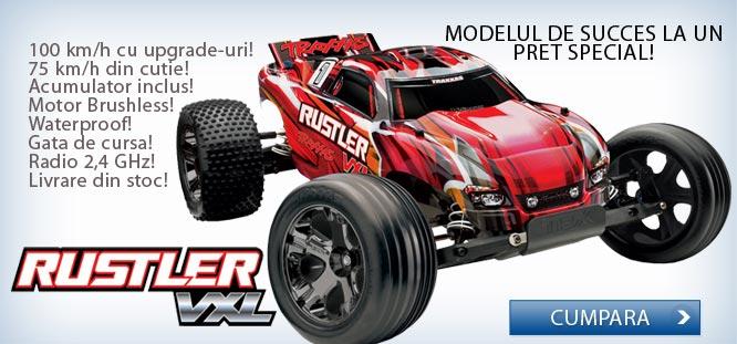Masinuta telecomandata off-road Rustler VXL