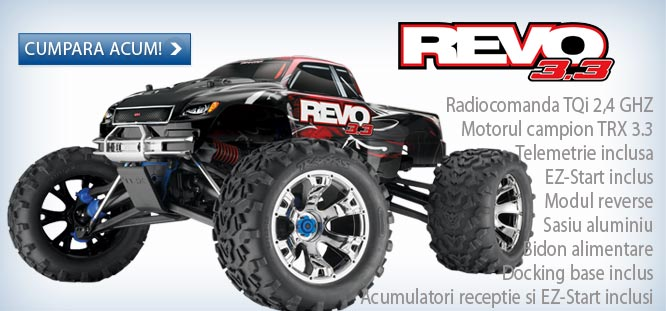 Automodel termic off-road Revo 3.3