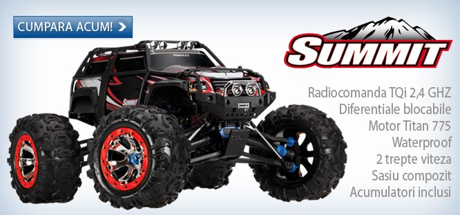 Automodel off-road extrem TRAXXAS Summit