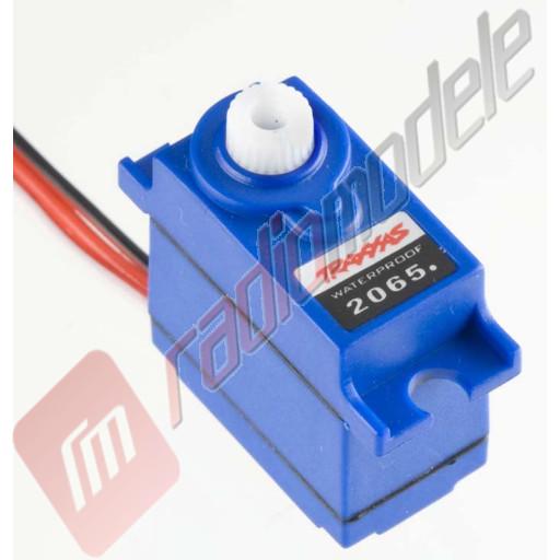 Servo sub-micro, waterproof, pentru automodele TRAXXAS