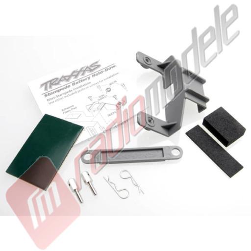 Kit extensie pentru baterii inalte, automodele TRAXXAS Stampede, Stampede VXL, Nitro Stampede