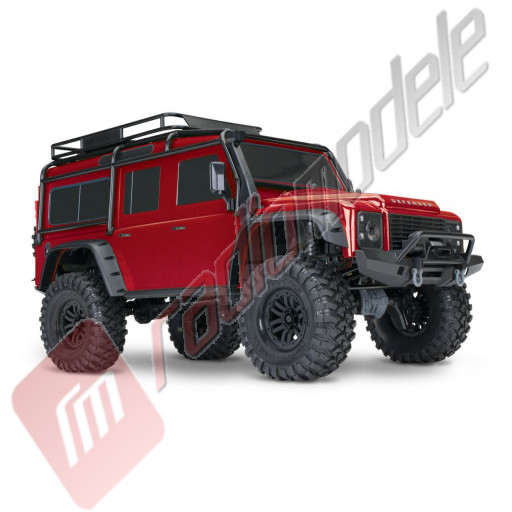 Automodel TRAXXAS TRX-4 Land Rover Defender TQI 1:10 RTR Scale & Trail Crawler