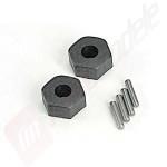 Hex-uri 12mm pentru roti, automodele TRAXXAS Slash / Rustler / Stampede / Bandit