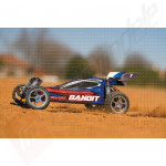Automodel electric off-road TRAXXAS Bandit XL-5 - TOTUL inclus!