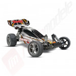Automodel electric off-road TRAXXAS Bandit VXL - brushless, 2.4GHz, TSM, TOTUL inclus!
