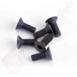 Set suruburi 3x8mm cap ingropat (Hex Drive)