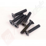 Surub hex 3x15mm cap ingropat automodele TRAXXAS E-Revo Brushless