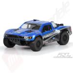 Pro-Line Caroserie Flo-Tek Ford F-150 Raptor SVT pentru automodelele Slash, Slash 4x4