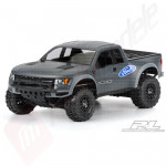 Pro-Line Caroserie Pre-Cut True Scale Ford F-150 Raptor SVT Clear