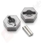 Hub 14mm de otel, pentru automodele TRAXXAS Revo 3.3 / E-Revo / E-Maxx / T-Maxx