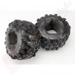 "Anvelope Canyon AT 3.8""(2buc), pentru automodele TRAXXAS 1/10"