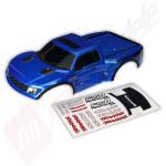 Caroserie albastra pentru automodele TRAXXAS Ford Raptor