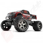 Automodel TRAXXAS Stampede 4x4 VXL (brushless) cu radio 2.4Ghz si TSM