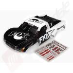 Caroserie vopsita Fox Edition pentru TRAXXAS Slash 4X4
