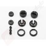 KIt reparatie amortizoare GTR (componente plastic), pentru automodel Traxxas 1/16