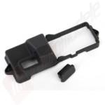 Carcasa receptor,suport ESC, pentru automodel LaTrax Teton