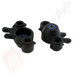 Fuzete RPM negre pentru automodele Revo 3.3 / E-revo / T-MAXX / E-MAXX / Slayer