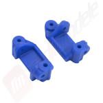 RPM Port-fuzeta (caster block), albastru, pentru automodele Traxxas 2WD (Slash / Rustler / Stampede / Bandit)