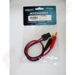 Cablu incarcator pentru acumulatori cu mufe TRAXXAS
