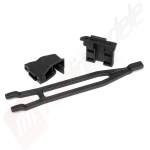 Kit extensie pentru baterii inalte, automodele TRAXXAS Slash 4x4, Rally 1/10