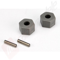 Hex-uri 10mm pentru roti, automodele TRAXXAS Slash / Rustler / Stampede / Bandit