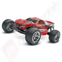 Automodel termic off-road pentru incepatori: TRAXXAS Nitro Sport SE, incarcator 12v inclus!