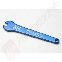 Cheie din aluminiu anodizat 5mm, pentru  automodele TRAXXAS