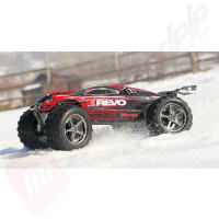 Automodel off-road TRAXXAS E-REVO 16.8v, radio 2.4GHz, waterproof, acumulatori inclusi!
