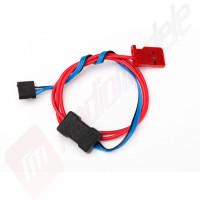 Senzor autodetectabil voltaj pentru automodele Traxxas