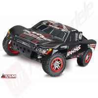 Automodel TRAXXAS Slash 4x4 ULTIMATE, brushless, radio TQi 2.4GHz, full tuning, telemetrie, TSM ,On-Board Audio System!