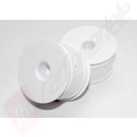 Jante tip disc  2.2inch (alb) (2buc),automodel TRAXXAS E-Revo 1/16