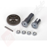 Set diferential metalic, pentru automodel LaTrax Teton / SST / Desert Prerunner