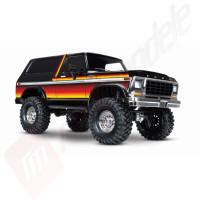 Automodel TRAXXAS TRX-4 FORD BRONCO 1979 RANGER XLT TQI 1:10 RTR Scale & Trail Crawler