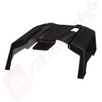 Carcasa spate, neagra, pentru drona Traxxas Aton