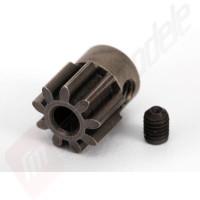 Pinion 9 dinti, 32DP, automodele TRAXXAS 1/10 (Stampede)