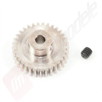Pinion otel nichelat Robinson Racing 33T / 48DP, optional pentru TRAXXAS 1/10