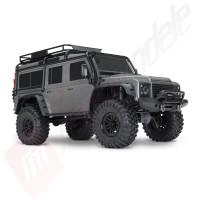 TRAXXAS TRX-4 Land Rover Defender argintiu