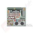 Caroserie ProLine Chevy Silverado 1500 - pentru Traxxas Slash, Slash 4x4, Associated SC10