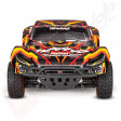 Automodel TRAXXAS Slash 4x4, radio 2.4GHz TQ, WATERPROOF, motor cu perii!