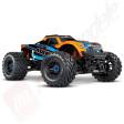 Automodel TRAXXAS MAXX, brushless, 90Km/h, radio TQi 2.4GHz,  TSM