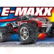 Automodel TRAXXAS E-MAXX 16.8v cu radio 2.4GHz, waterproof, acumulatori si incarcator 12V/4A incluse