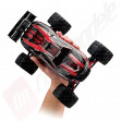 Automodel electric off-road TRAXXAS E-REVO 1/16 - motor cu perii