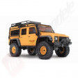 Automodel TRAXXAS TRX-4 Land Rover Defender TQI 1:10 RTR Scale & Trail Crawler, PORTOCALIU (LMITED EDITION)